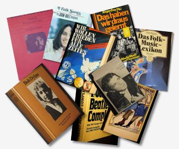 Liederbücher   Songbooks