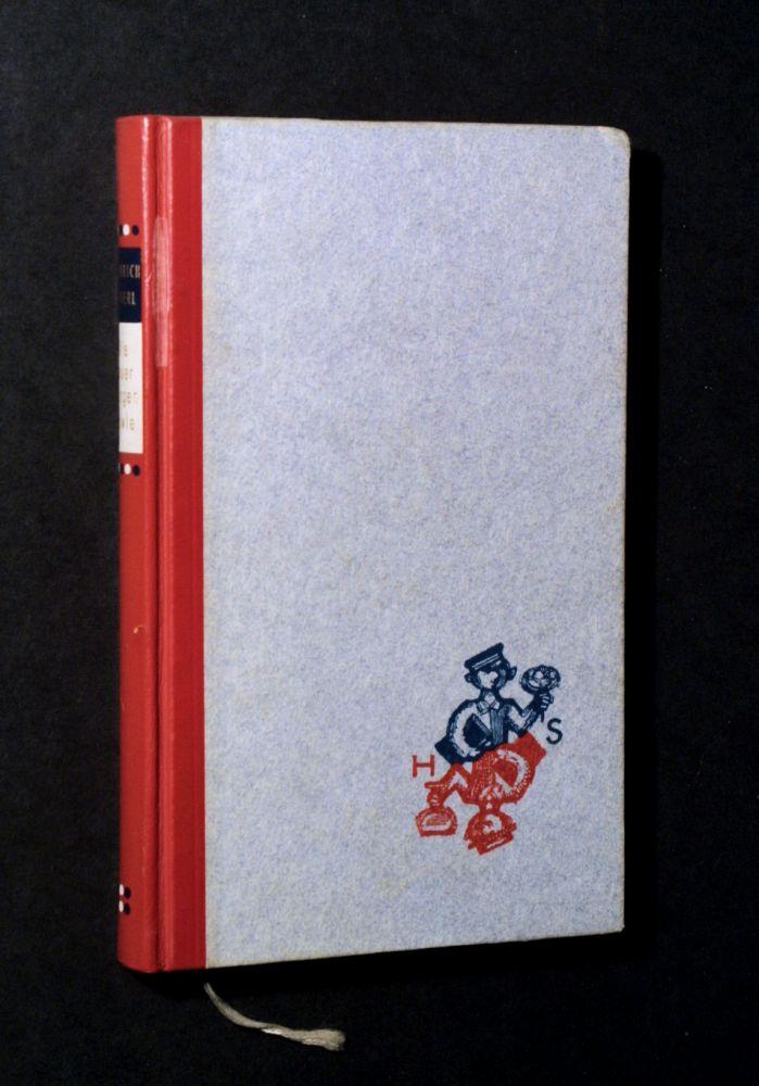 Heinrich Spoerl - Die Feuerzangenbowle - Buch