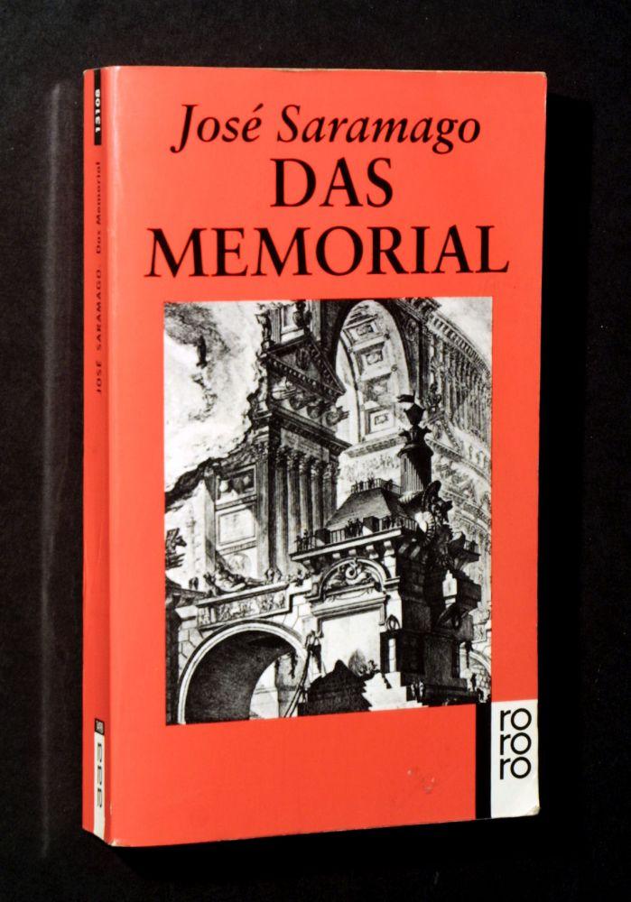 Jose Saramago - Das Memorial - Buch