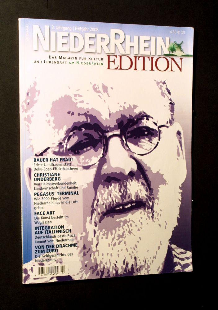 Edith Gebauer - Niederrhein Edition Frühjahr 2008 - Heft