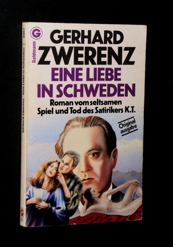 Gerhard Zwerenz - Eine Liebe in Schweden - Buch