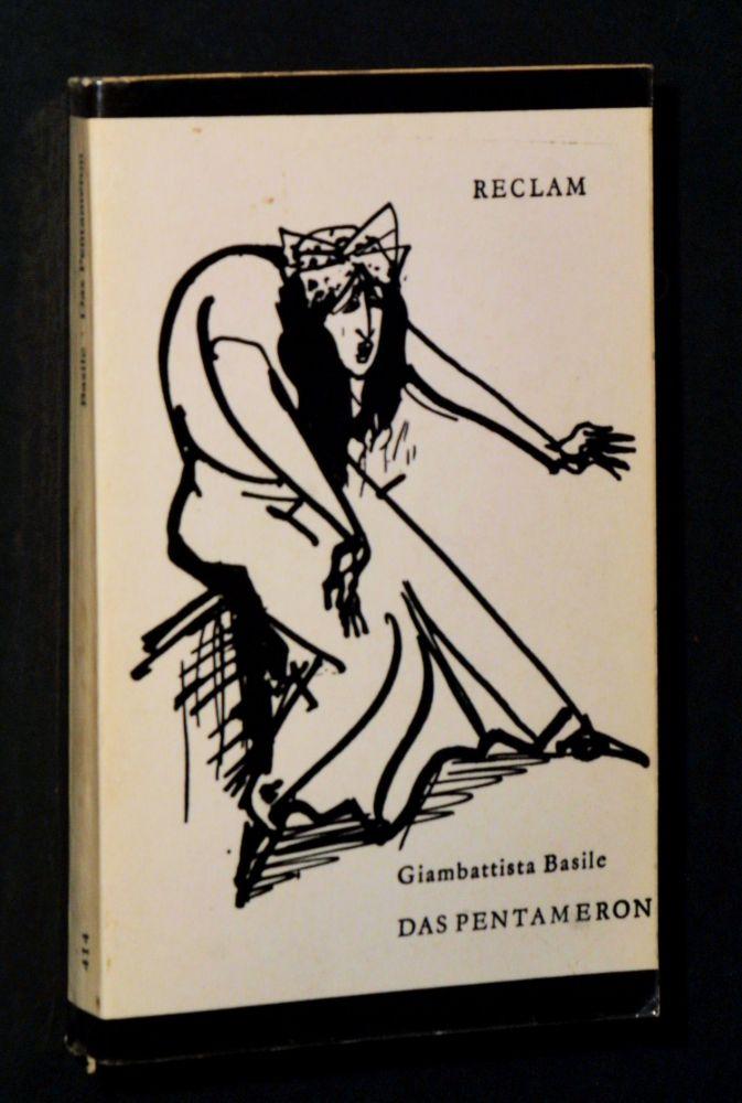Giambattista Basile - Das Pentameron - Buch