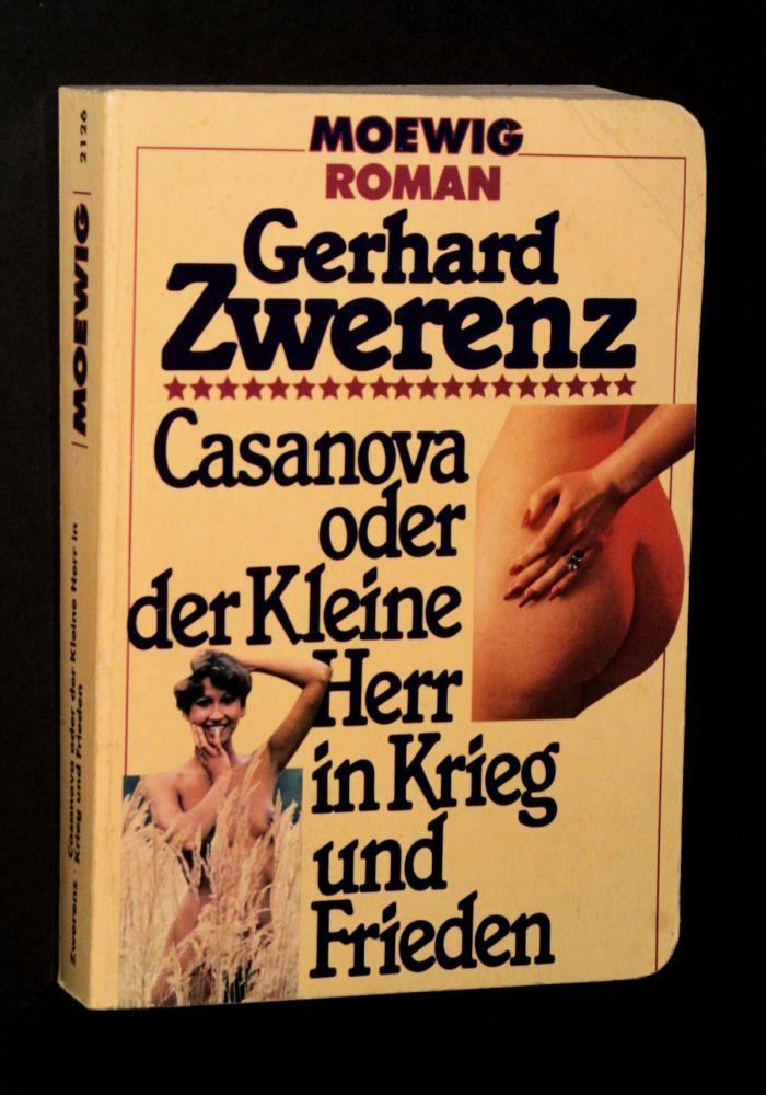 Gerhard Zwerenz - Casanova oder der kleine Herr in Krieg und Frieden - Buch