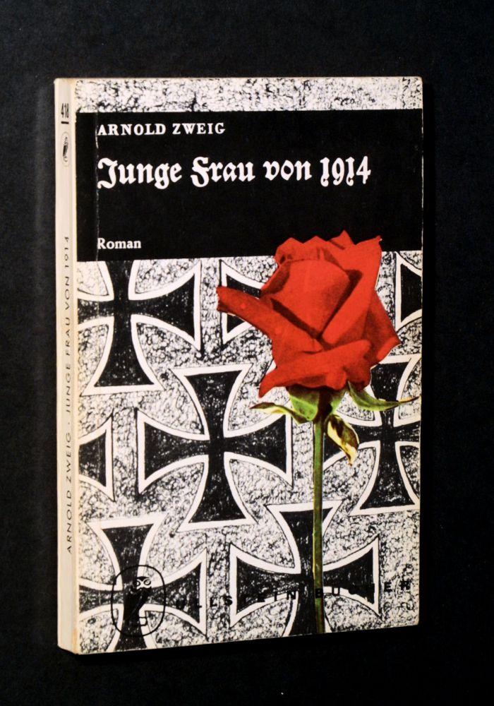 Arnold Zweig - Junge Frau von 1914 - Buch