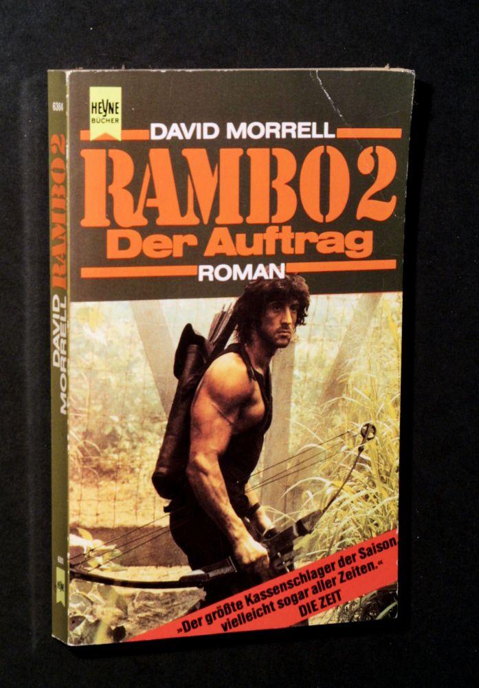 David Morrell - Rambo II - Buch