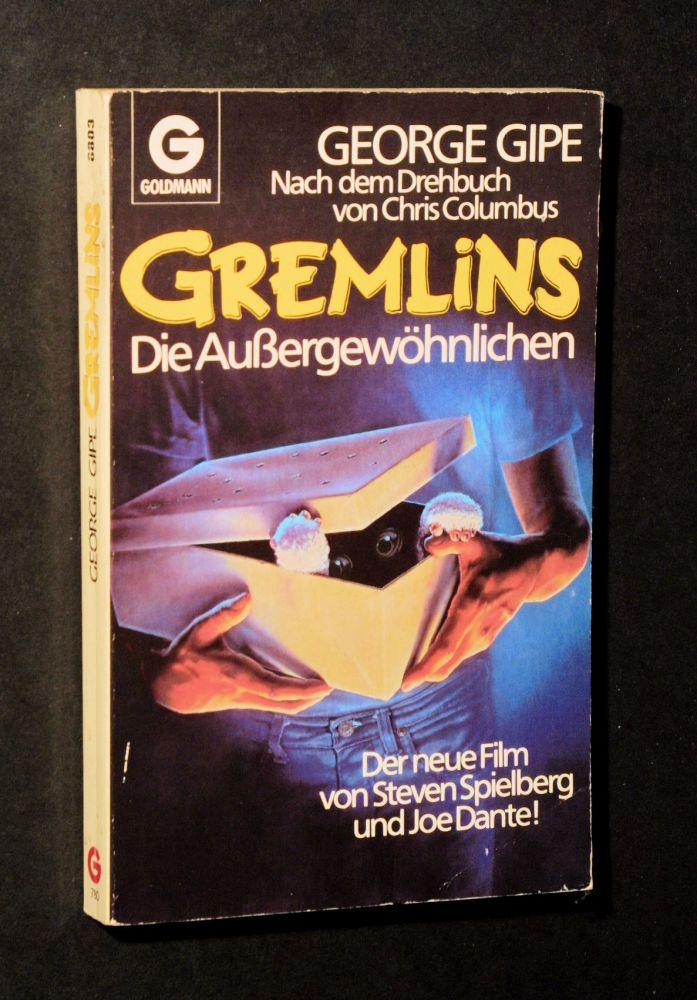 George Gipe - Gremlins Die Außergewöhnlichen - Buch