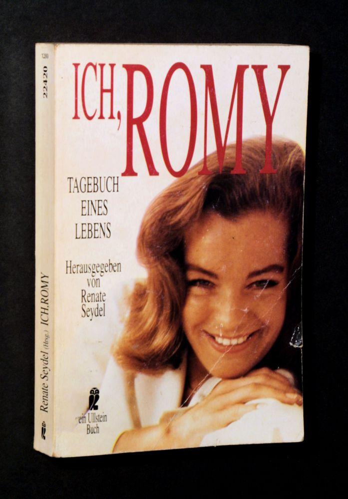 Romy Schneider - Ich, Romy - Buch
