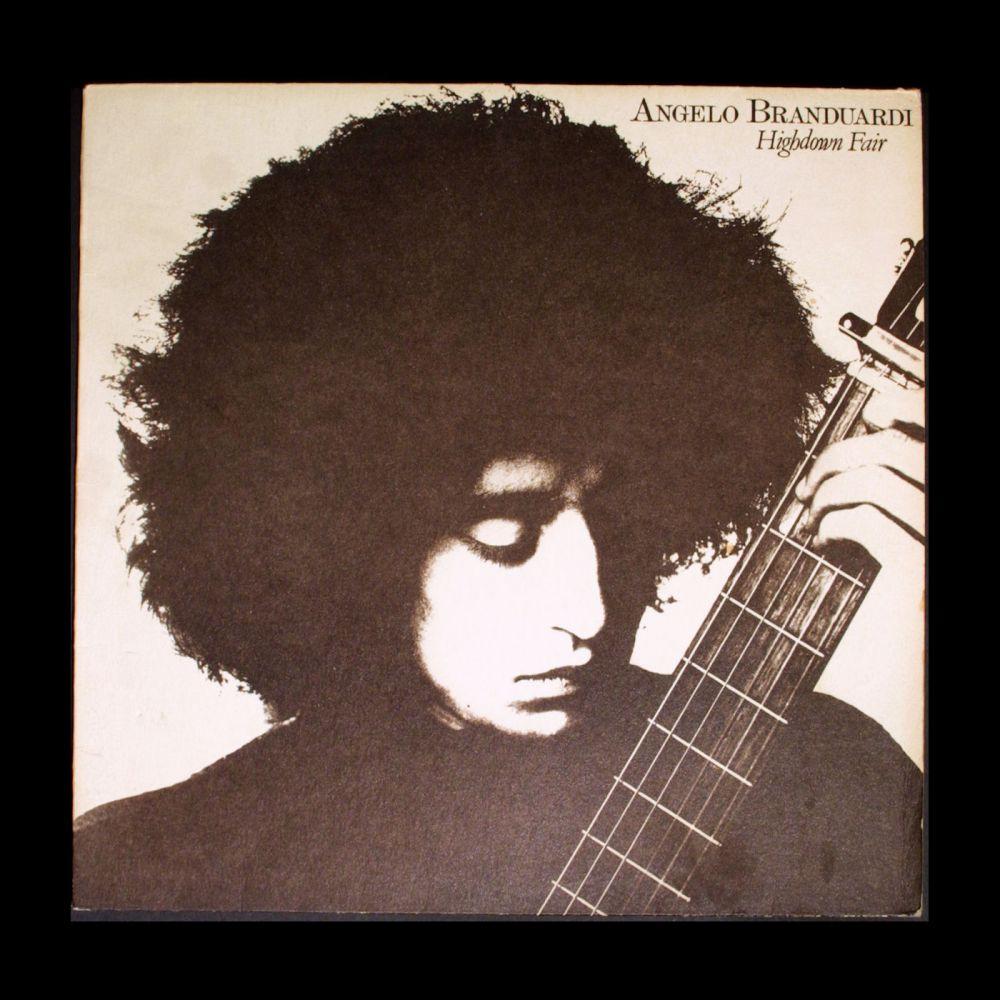 Angelo Branduardi - Highdown Fair - Vinyl
