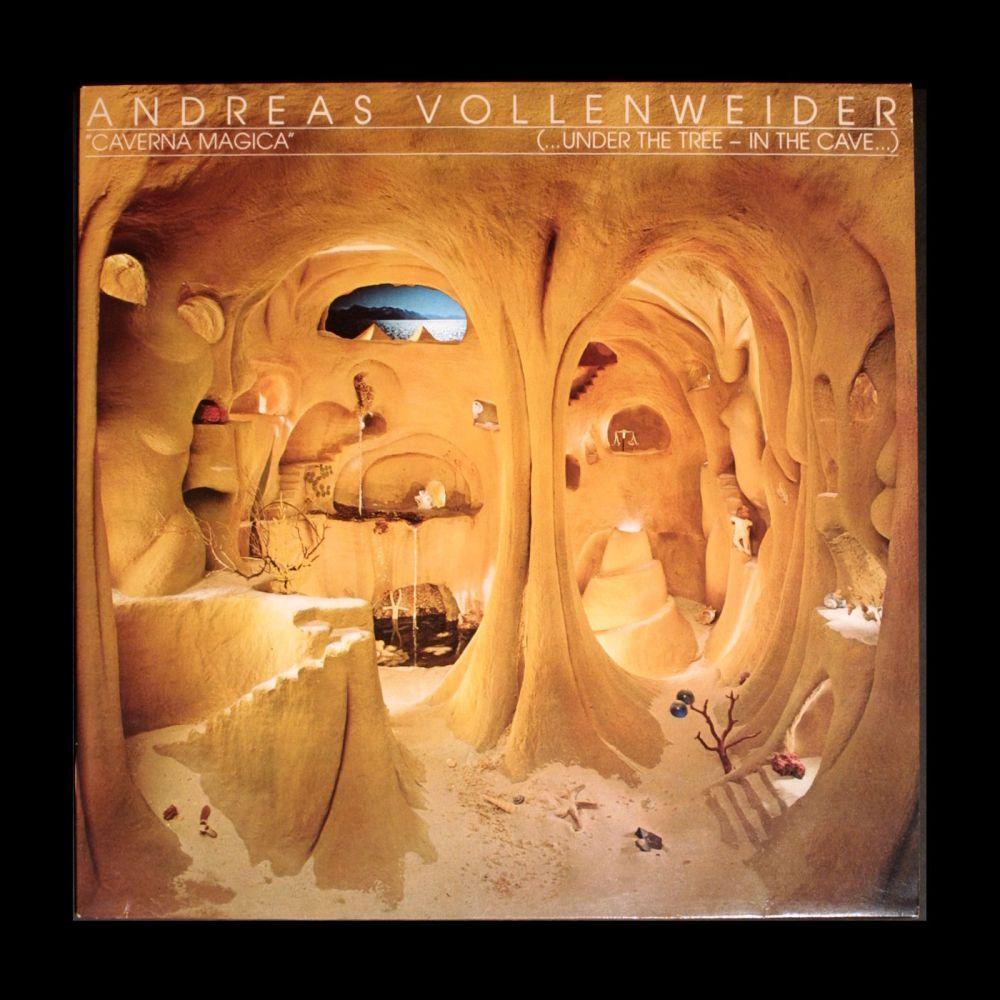 Andreas Vollenweider - Caverna Magica - Vinyl