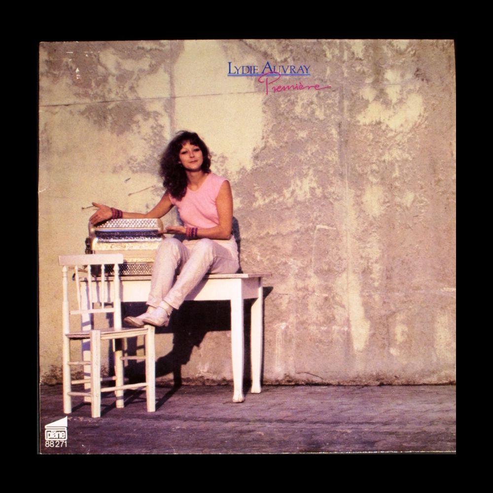 Lydie Auvray - Premiere - Vinyl