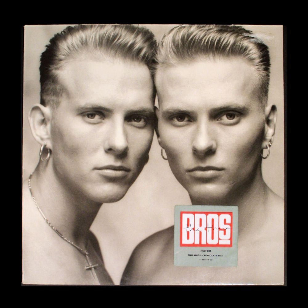 Bros - The Time - Vinyl