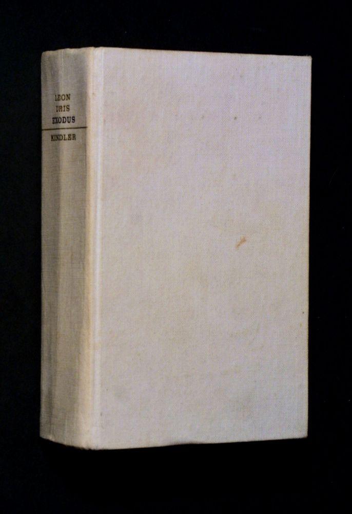Leon Uris - Exodus - Buch