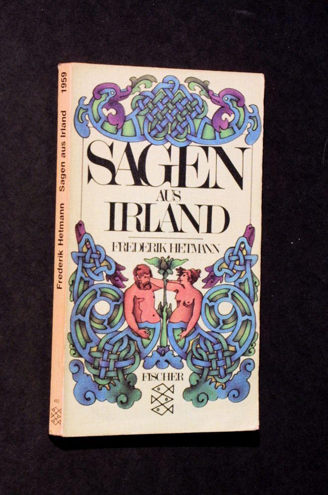 Frederik Hetmann - Sagen aus Irland - Buch