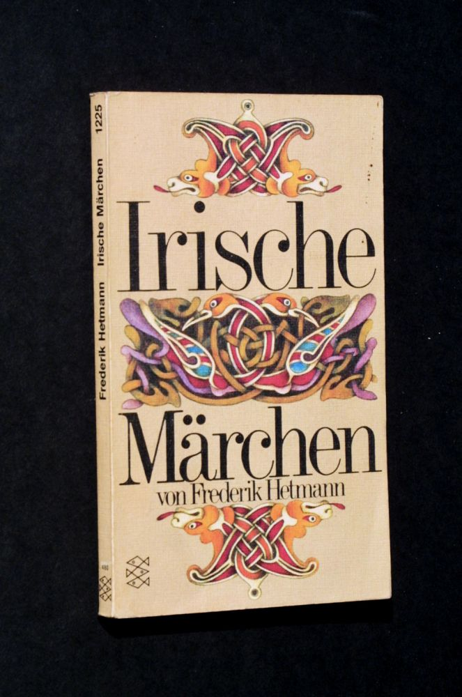 Frederik Hetmann - Irische Märchen - Buch