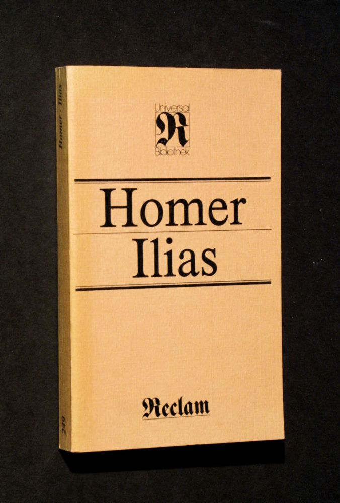 Homer - Ilias - Buch