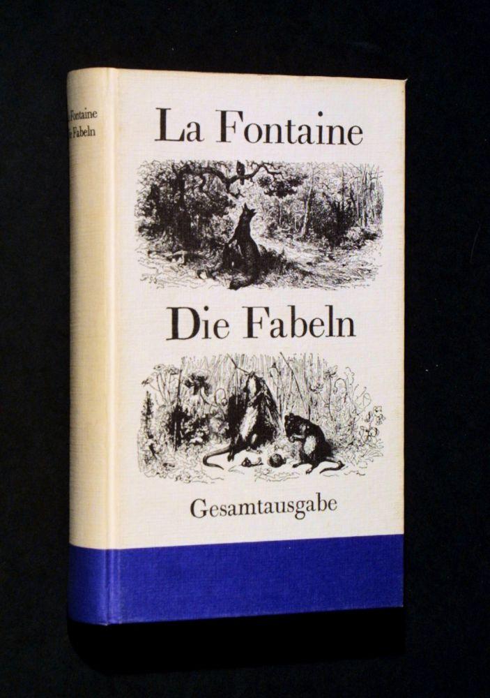 Jean de La Fontaine - Die Fabeln - Buch