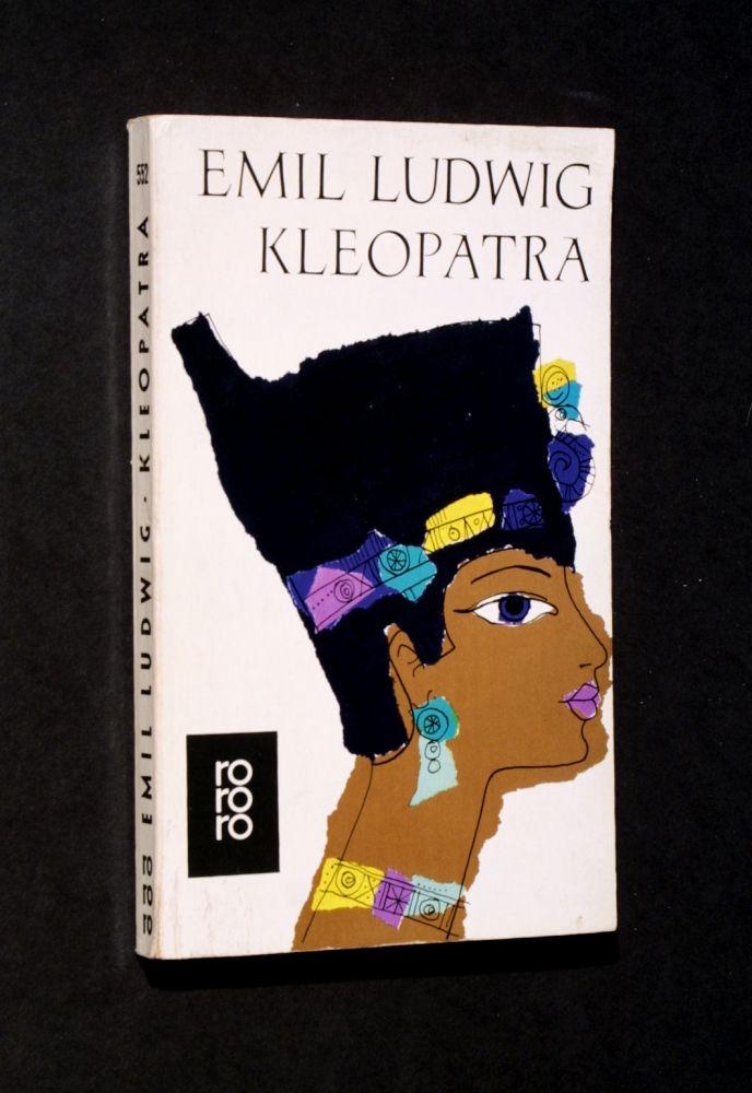 Emil Ludwig - Kleopatra - Buch