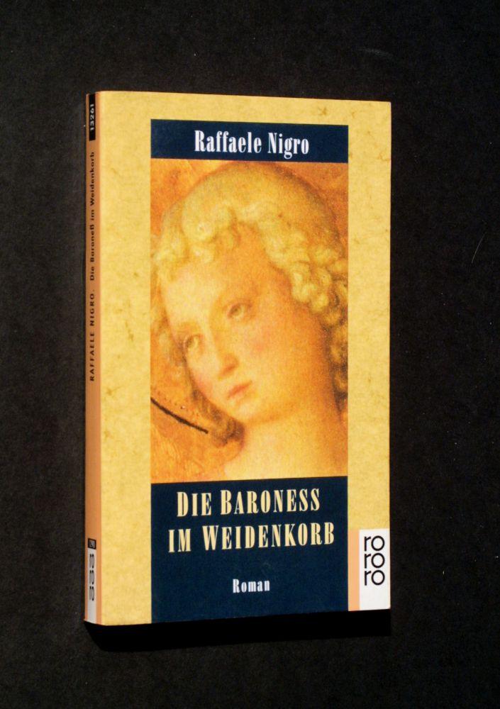 Raffaele Nigro - Die Baroness im Weidenkorb - Buch