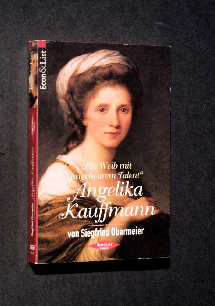 Siegfried Obermeier - Angelika Kauffmann - Buch