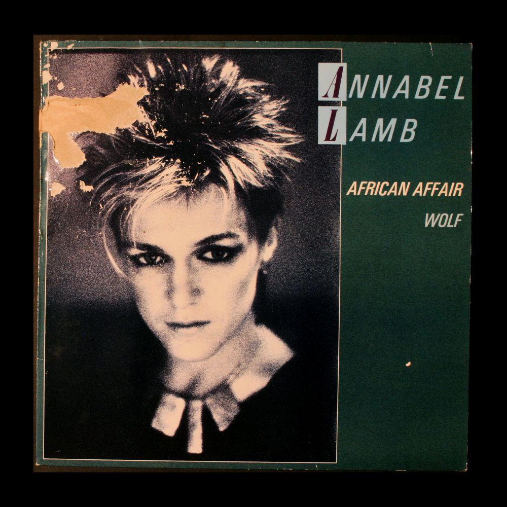 Annabel Lamb - African Affair - Vinyl