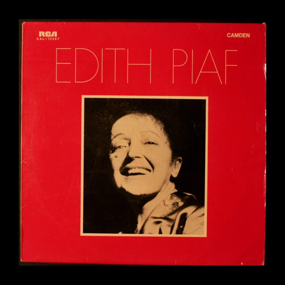 Édith Piaf - Edith Piaf - Vinyl