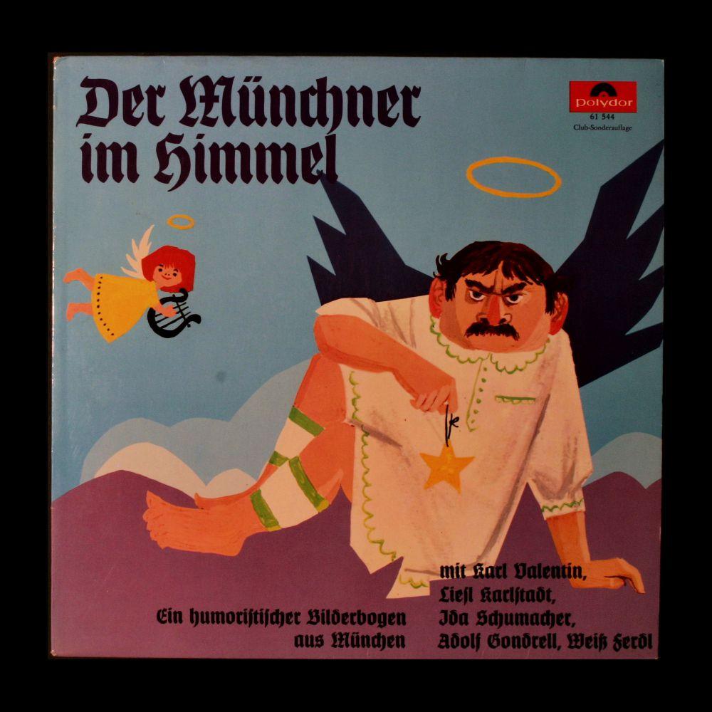 Various Artists - Ein Münchner im Himmel und andere Kostbarkeiten bayerischen Humors - Vinyl