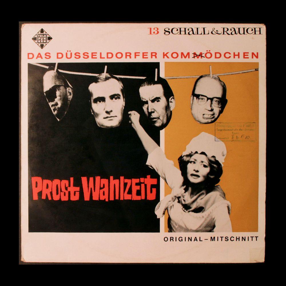 Das Kom(m)ödchen - Prost Wahlzeit - Vinyl