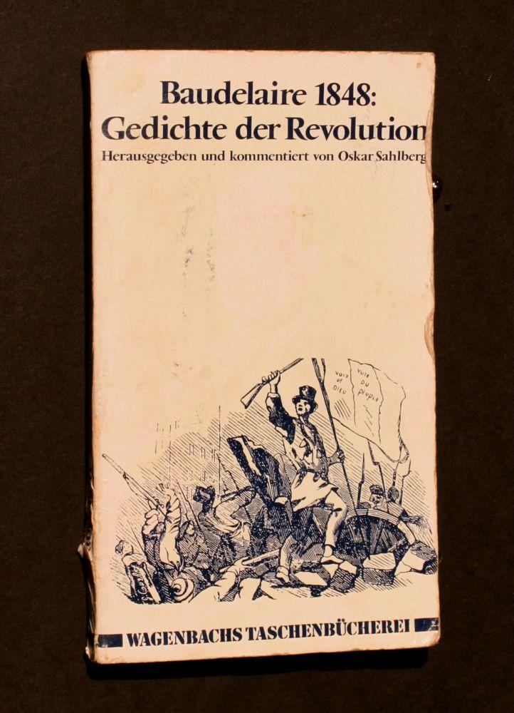 Charles Baudelaire - Gedichte der Revolution - Buch