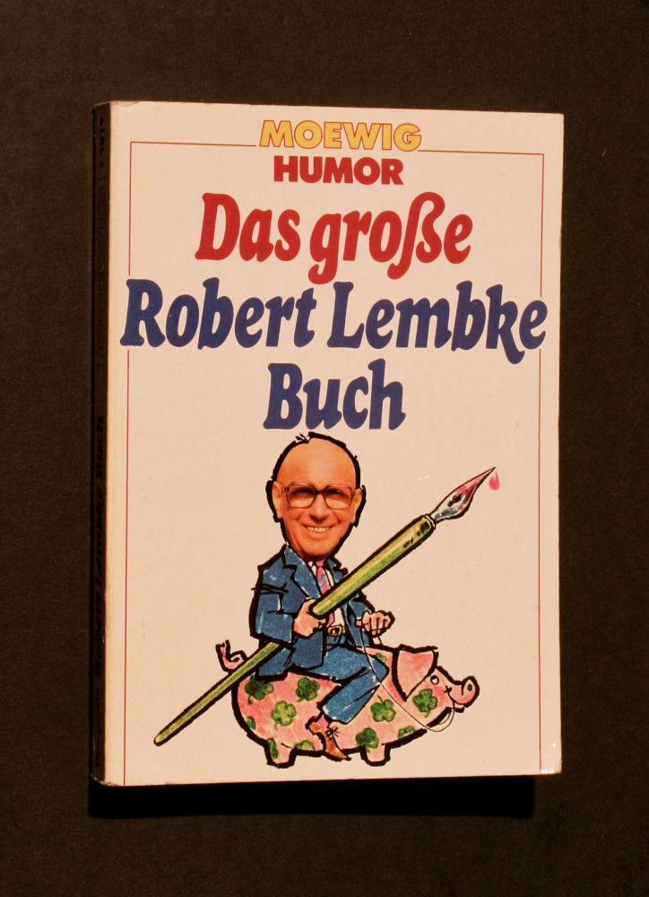 Robert Lembke - Das große Robert Lembke Buch - Buch