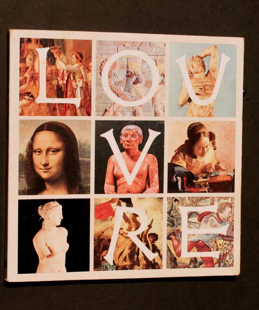 Pierre Quoniam - Der Louvre - Buch