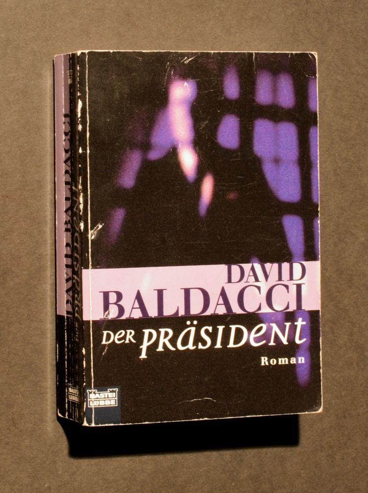 David Baldacci - Der Präsident - Buch