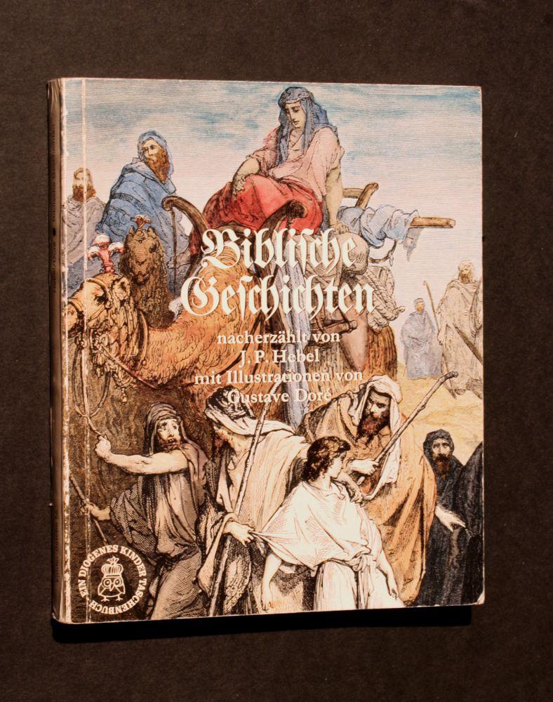 Johann Peter Hebel - Biblische Geschichten - Buch