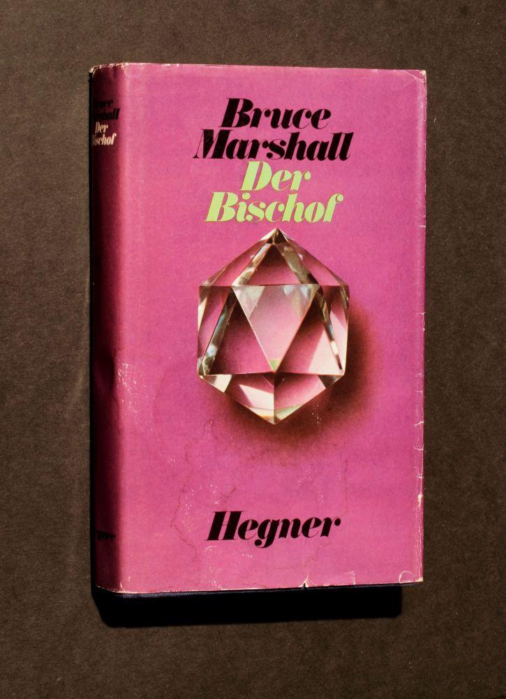 Bruce Marshall - Der Bischof - Buch