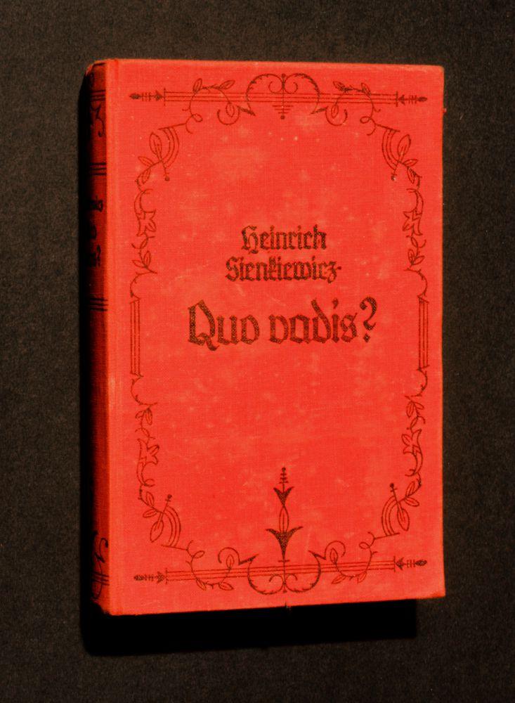 Henryk Sienkiewicz - Quo vadis? - Buch