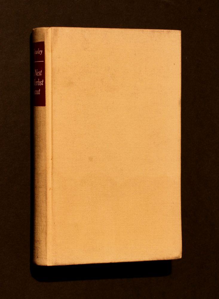 Joy Cowley - Ein Nest im Herbst gebaut - Buch