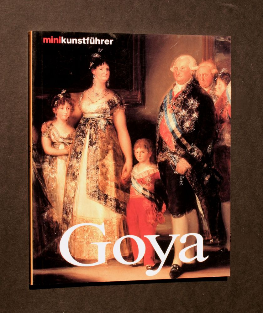 Elke Linda Buchholz - Francisco de Goya - Buch