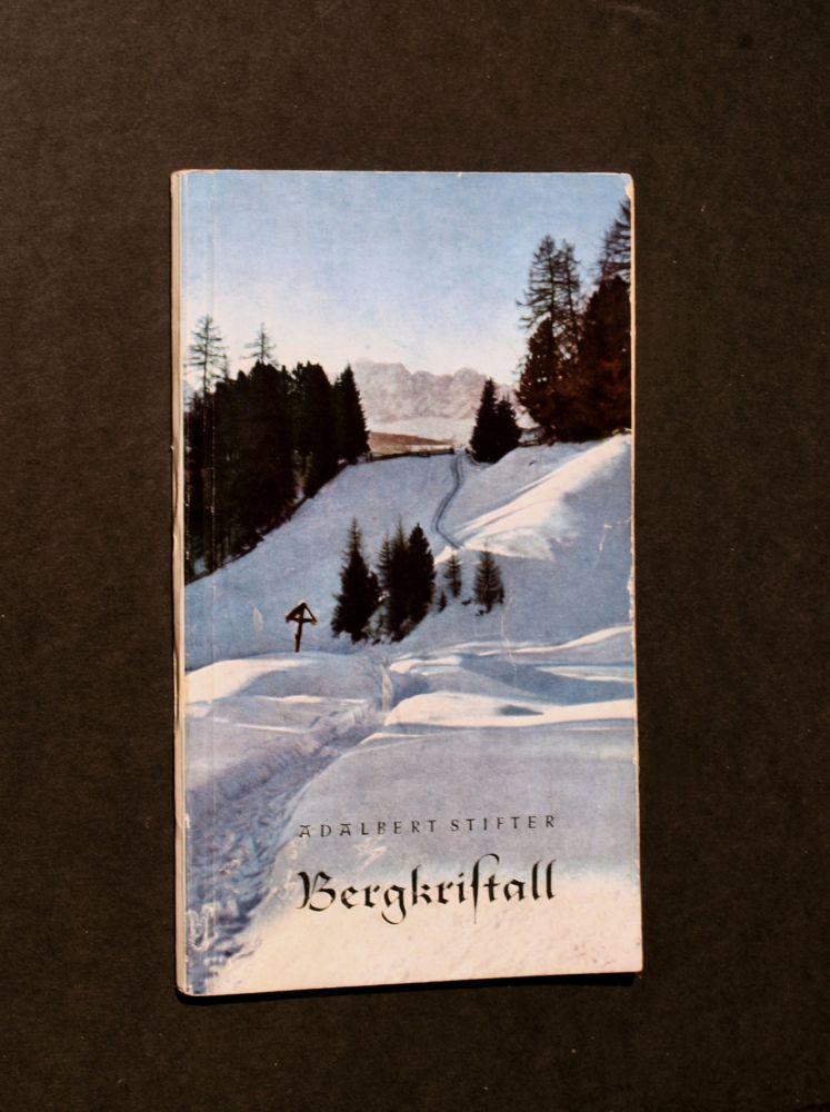 Adalbert Stifter - Bergkristall - Buch