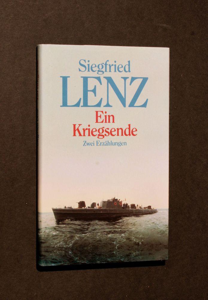 Siegfried Lenz - Ein Kriegsende - Buch