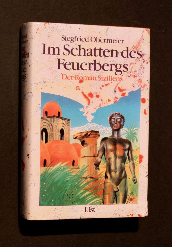 Siegfried Obermeier - Im Schatten des Feuerbergs - Buch