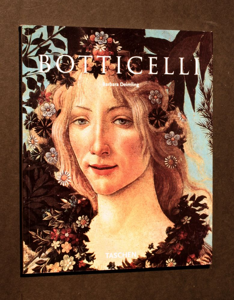 Barbara Deimling - Sandro Botticelli - Buch