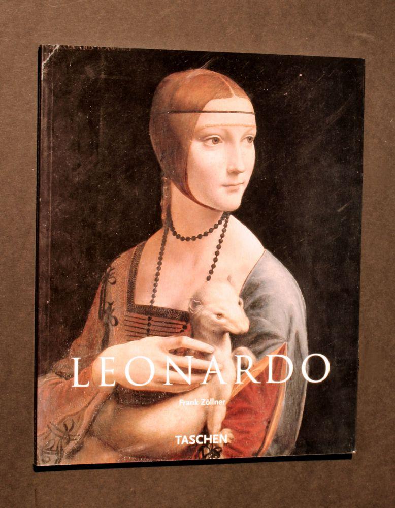 Frank Zöllner - Leonardo - Buch