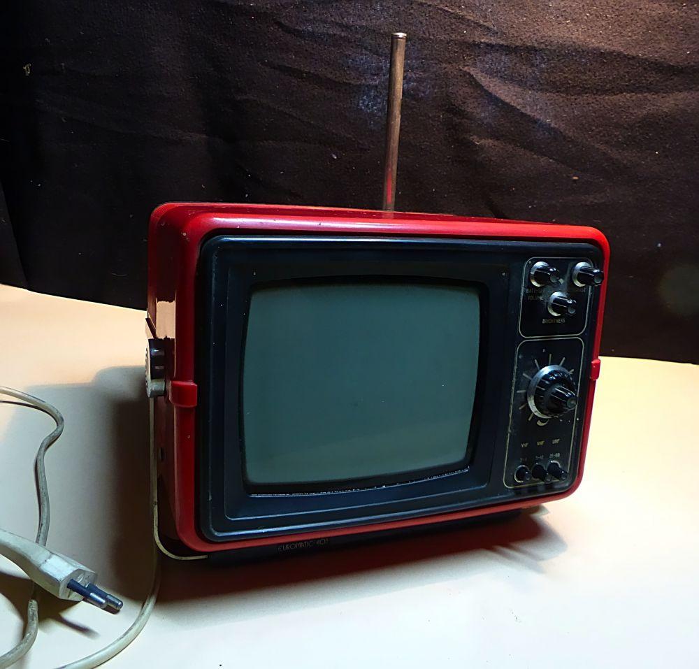 Tragbarer Fernseher - Euromatic 405