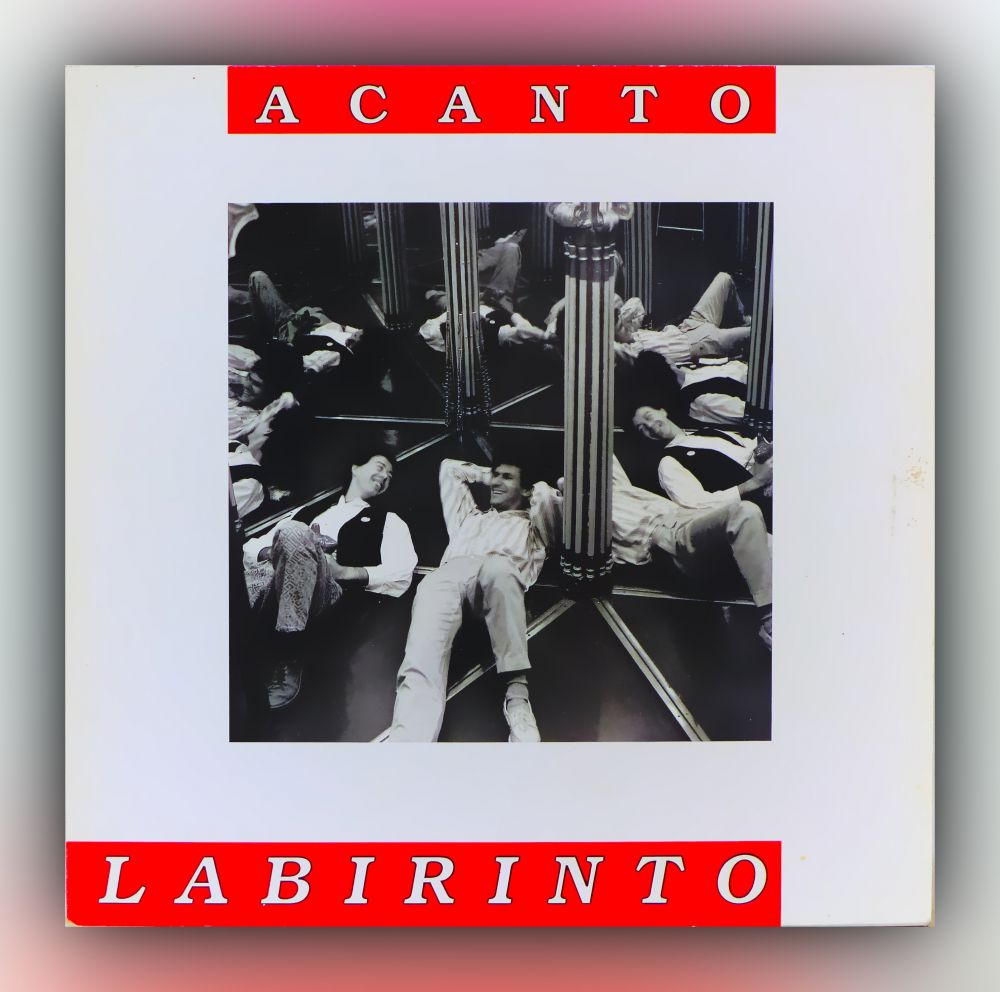 Acanto - Labirinto - Vinyl