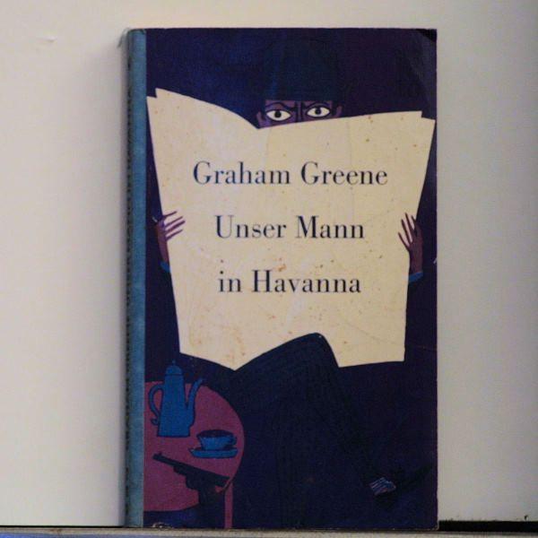 Graham Greene - Unser Mann in Havanna - Buch