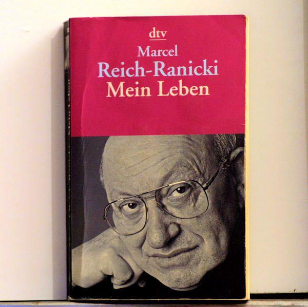 Marcel Reich-Ranicki - Mein Leben - Buch