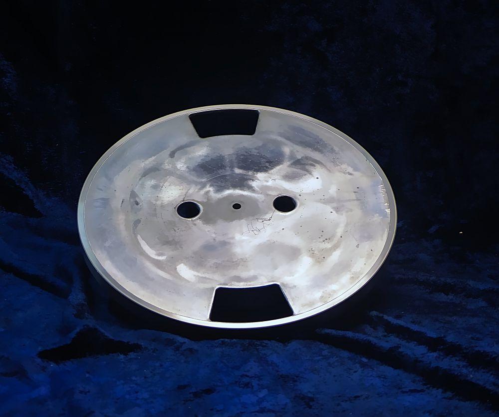 Aluminium Teller (Plattenspieler)
