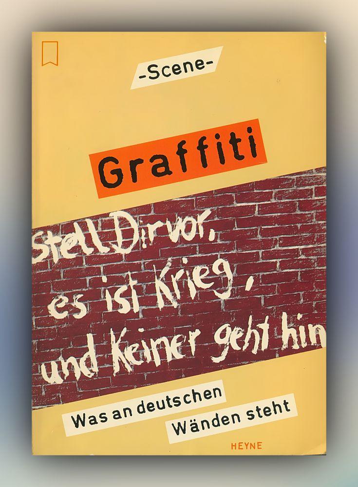 Hans Gamber - Graffiti - Buch
