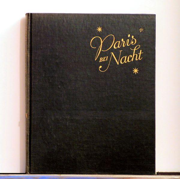 Robert Jacques - Paris bei Nacht - Buch