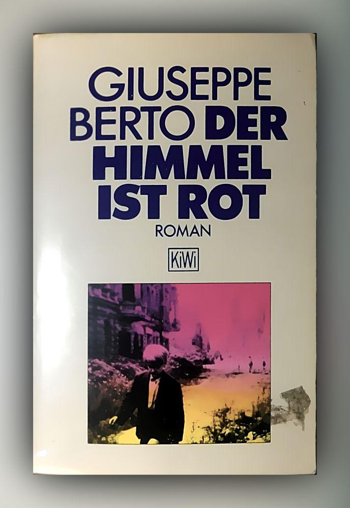 Giuseppe Berto - Der Himmel ist rot - Buch