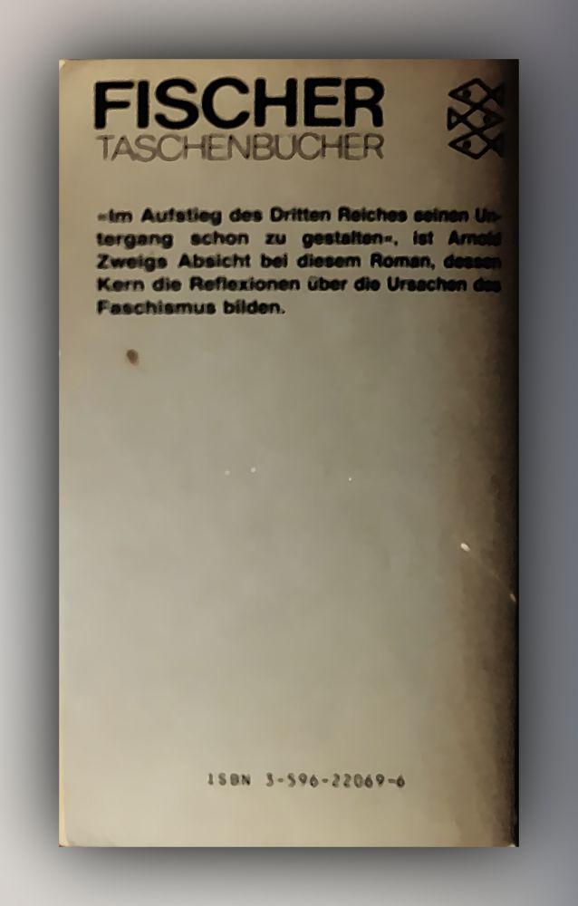 Arnold Zweig - Das Beil von Wandsbek - Buch